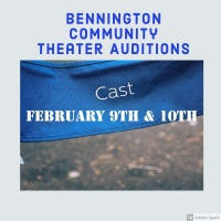 "Bennington Community Theater Announces Auditions for ""The Dining Room"""