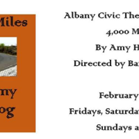 "Albany Civic Theater Presents ""4,000 Miles"""