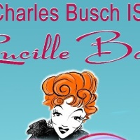 "Charles Busch is Lucille Ball in ""I Loved Lucy"""