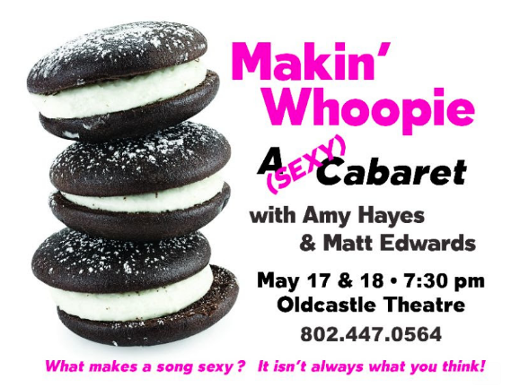 "Amy Hayes & Matt Edwards Return to Oldcastle with ""Makin' Whoopie"