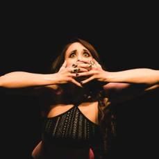 Francesca Avani – Bridge Street Belly Dance 2019. Photo: JD Urban