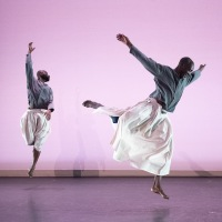 DANCE REVIEW: Reggie Wilson Fist and Heel Performance Group