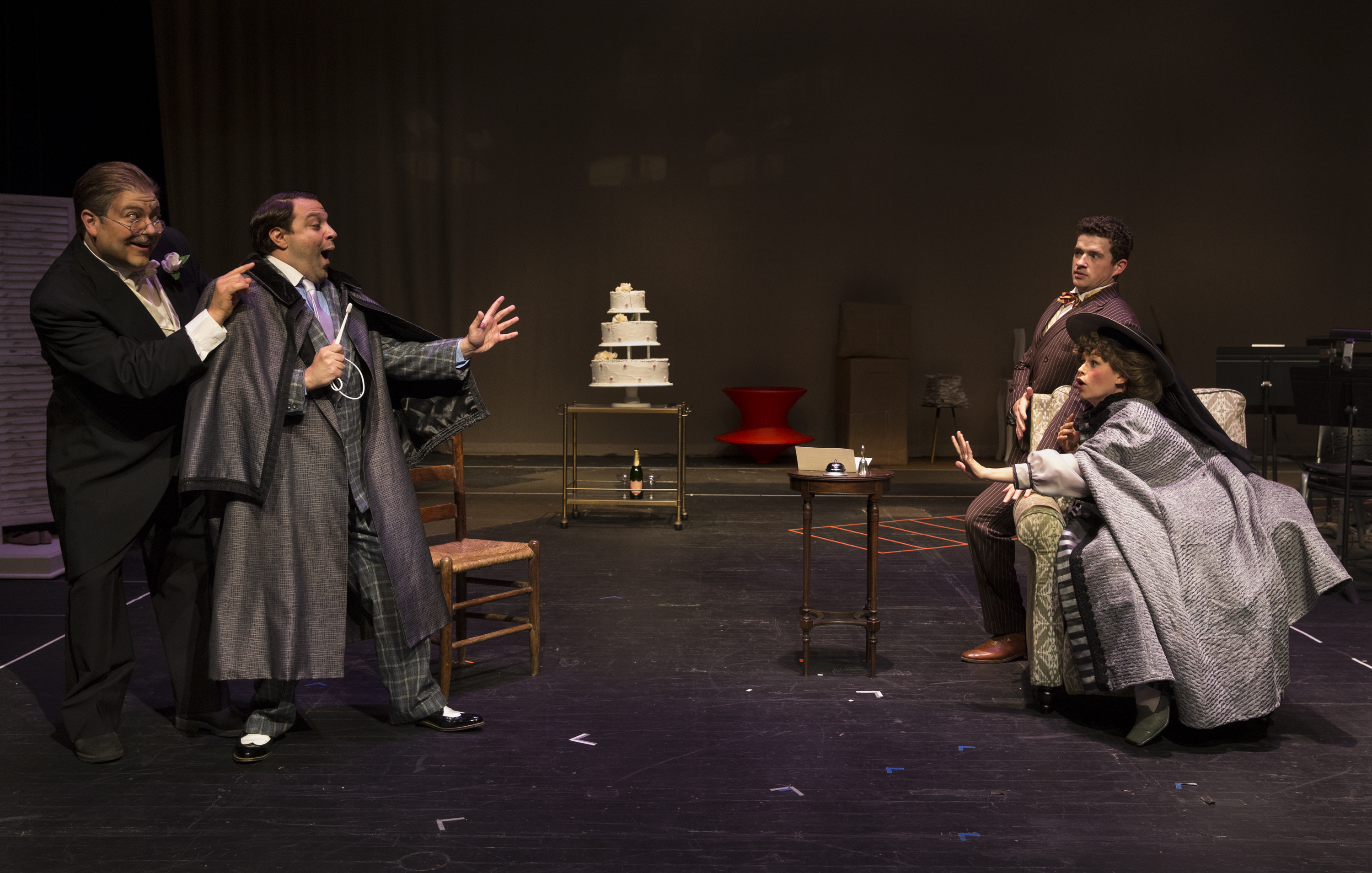 Review Don Pasquale At The Berkshire Opera Festival