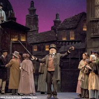 """14th Annual Community Production of """"A Christmas Carol"""" Returns to The Colonial Theatre"""