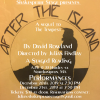 "Shakespeare Stage Presents ""After the Island"" - A Sequel to ""The Tempest"""