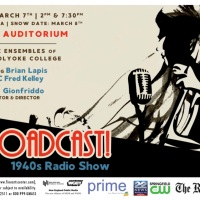 """The Big Broadcast!"" Returns to Chapin Auditorium in South Hadley on March 7"
