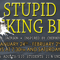 "Hubbard Hall Presents ""Stupid F*%king Bird"" in partnership with Bennington College"