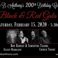 Ron, Samantha, Eileen & Charlie Present the Black & Red Gala