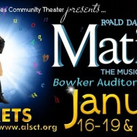 "Amherst Leisure Services Community Theater Presents Roald Dahl's ""Matilda The Musical!"""
