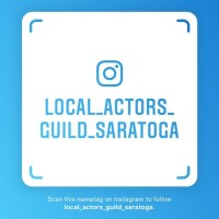 "Local Actors Guild of Saratoga Casting ""Our Town"""